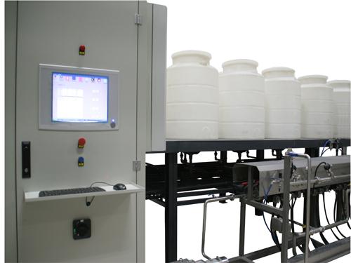 液体助剂计量分配系统